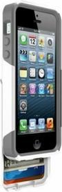 Otterbox Commuter Wallet - Obudowa / Portfel - Biały - [iPhone5] IEOOTTCW5SWH