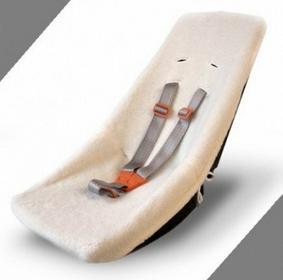 WEBER Wkładka/ nosidełko dla niemowląt do przyczepki firmy