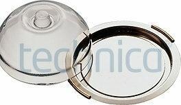 Taca do serwowania z pokrywą O 220x95 mm, okrągła | APS, Finesse 13622
