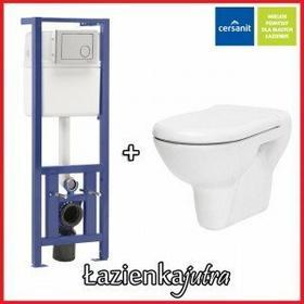 Cersanit LINK IRYDA 4W1 Zestaw podtynkowy do WC K97-289