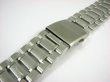 Diloy paski Bransoleta stalowa do zegarka - CM3012.20 - 20mm