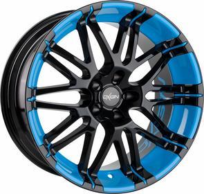 OXIGIN Oxrock OX14 Foil Blue 9,5x20 5x120 18
