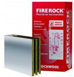 Rockwool Firerock Płyta kominkowa 2.5 cm 4.8 m2
