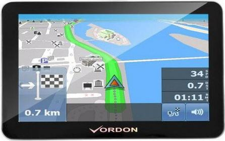 VORDON 7 HD AV-IN Europa