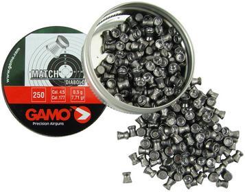 Gamo Match 4,5mm 250szt