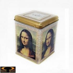 Artbox Metalowa Puszka na herbatę - Mona Lisa - 50g 3208