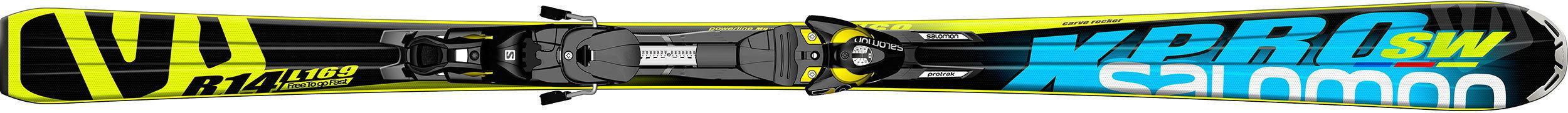 Salomon X-Pro SW 2015