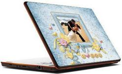 Oklejaj Walentynkowa naklejka na laptopa z własnego zdjęcia nr 3