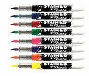 Sharpie Marker Stained 8 kolorów
