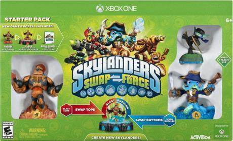 Skylanders: SWAP Force (Starter Pack) Xbox One