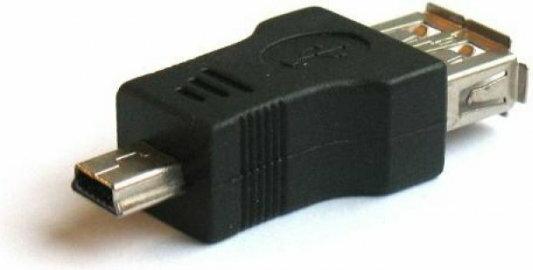 Elmak SAVIO CL-14 Adapter USB mini B(M) - A(F)