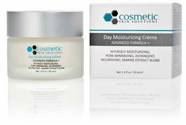 Cosmetic Skin Solutions - Day Moisturizing - Nawilzający krem zwężający pory - 5