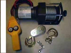 Valkenpower Wyciągarka samochodowa CW03V12