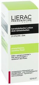 Lierac Prescription lotion o działaniu złuszczającym Ales Groupe Cosmetic Deutsc
