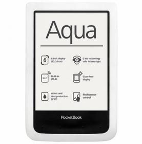 PocketBook 640 Aqua biały