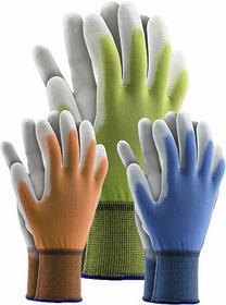 Reis RPOLICOLOR - rękawice ochronne - rękawice ochronne wykonane z nylonu w jask