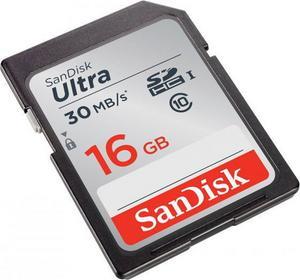 SanDisk SDHC Ultra Class 10 UHS-I 32GB