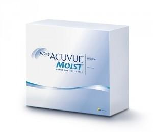 Johnson&Johnson 1 Day Acuvue Moist for Astigmatism 180 szt.