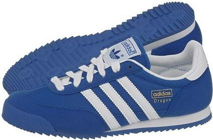 Adidas Dragon D67715 niebieski