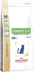 Royal Canin Cat Urinary S/0 Moderate Calorie 6 kg