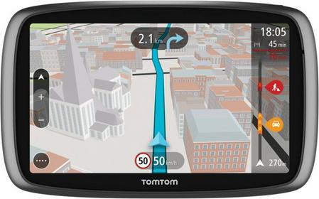 TomTom GO 610 Świat