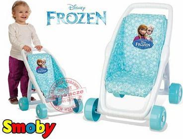 Smoby Wózek Spacerówka Kraina Lodu Frozen 513845