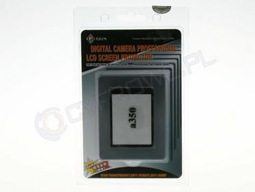Delta Szklana osłona na LCD do Sony Alpha 300/350