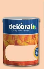 Dekoral Akrylit W - Pomarańczowy jasny 5L 000929
