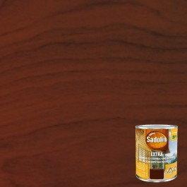 Sadolin Extra Lakierobejca do dekoracji i zabezpieczenia drewna 0.75L Tikowy 3