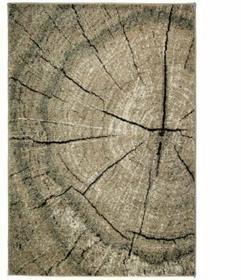 Family Fabrics Dywan Oslo 67x130 259 brązowy
