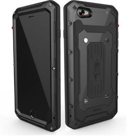 Wodoodporna Obudowa Zimon Metal Cover/ Case Apple iPhone 6 / 6S Czarna