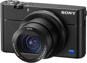 Sony DSC-RX100 V czarny