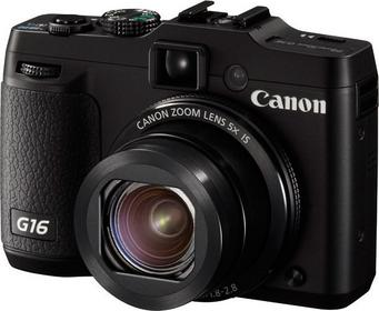 Canon PowerShot G16 czarny