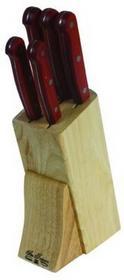 Domotti Zestaw noży w bloku 20333 5 elementów)