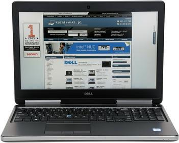 Dell Precision 15 ( 7510 ) 15,6