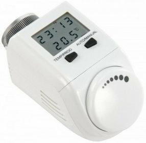 Ett ENERGOOSZCZĘDNA Głowica termostatyczna RCT-1 Mc Check RTC-1
