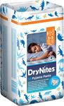 Huggies Dry Nites DryNites dla chłopców 3-5 lat, , 10 szt. (16-23 kg) ,
