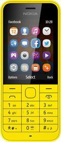 Nokia Asha 220 Dual Żółty