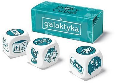 Rebel Story Cubes Galaktyka 3340
