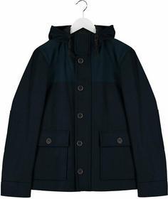 Burton Menswear London Płaszcz wełniany /Płaszcz klasyczny morski M0822H012-P11