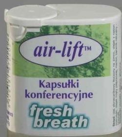 Biocosmetics Air-Lift kapsułki konferencyjne