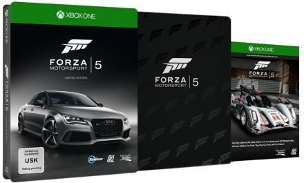 Forza Motorsport 5 - Steelbook Limited Edition Xbox One