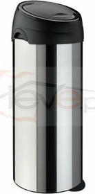 Meliconi Kosz 40L Soft-Touch, stal polerowana, 14431200006BB