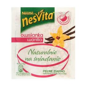 Nesvita Naturalnie na śniadanie Owsianka wanilia 35g