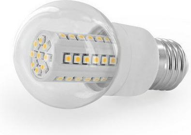 Whitenergy żarówka LED | E27 | 45 SMD | 2,3W | 230V | barwa zimna biała 6000k | kulka B50