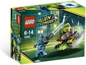 LEGO Alien Pogromca Kosmitów 7049