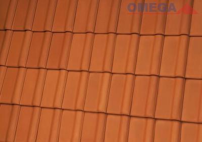 Roben Dachówka podstawoa PIEMONT /czerwony naturalny/ CERAMIKA BUDOWLANA