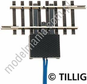 Tillig Tor przerywający z 2 podłączeniami l=41,5mm 83156