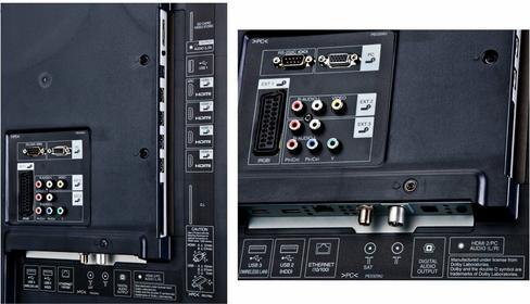 Sharp LC-60LE635