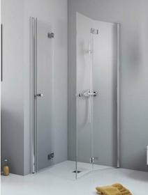 Radaway Essenza New KDD-B 100 100x100 prawa szkło przejrzyste